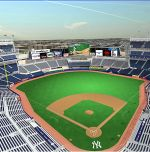 Yankee Stadium, Нью-Йорк - США