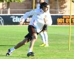 Домингес провел первую тренировку с «Валенсией» (рис.1)